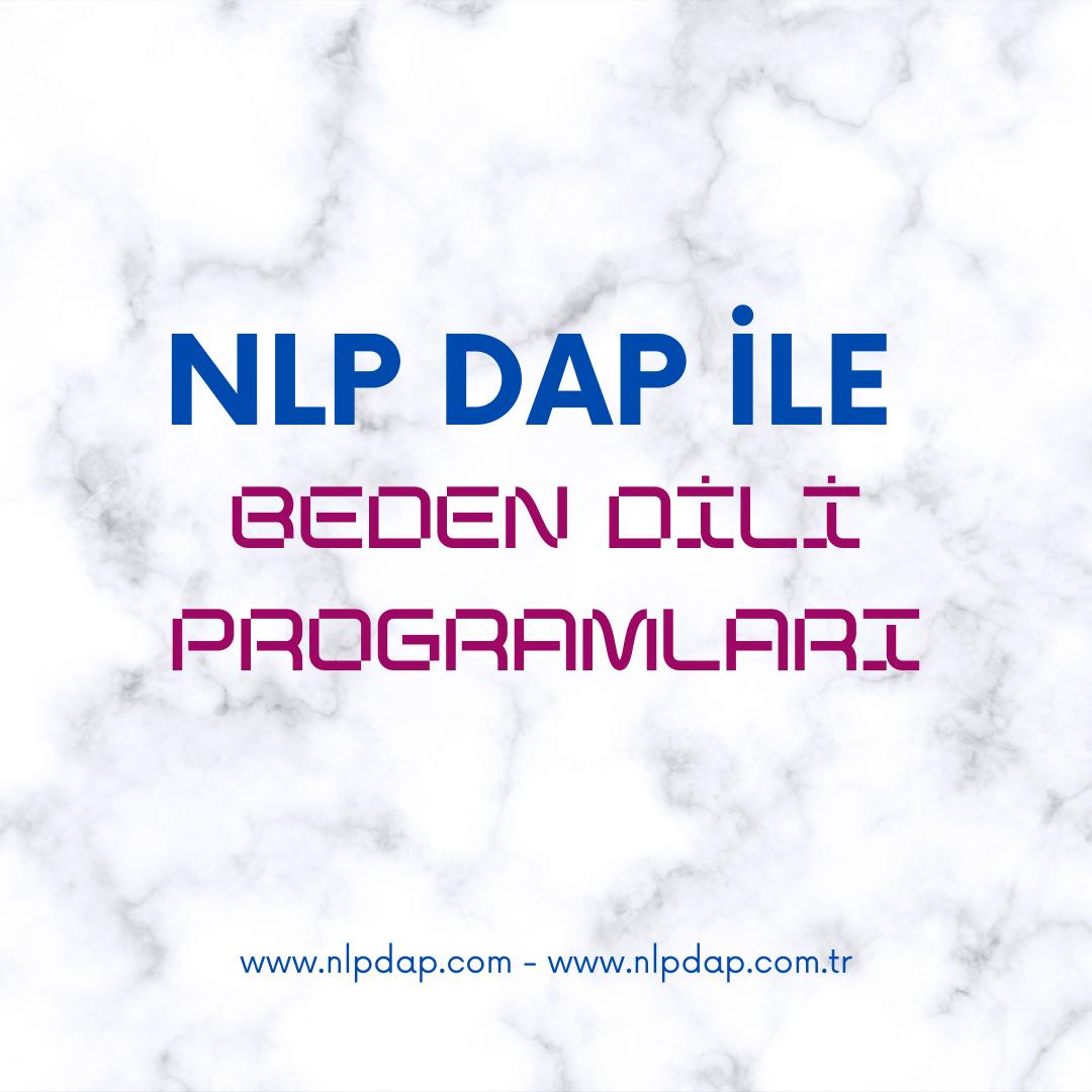 NLP DAP ile Beden Dili Programları