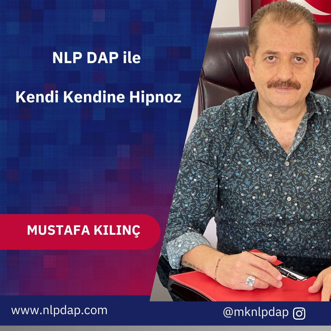 NLP DAP ile Kendi Kendine Hipnoz