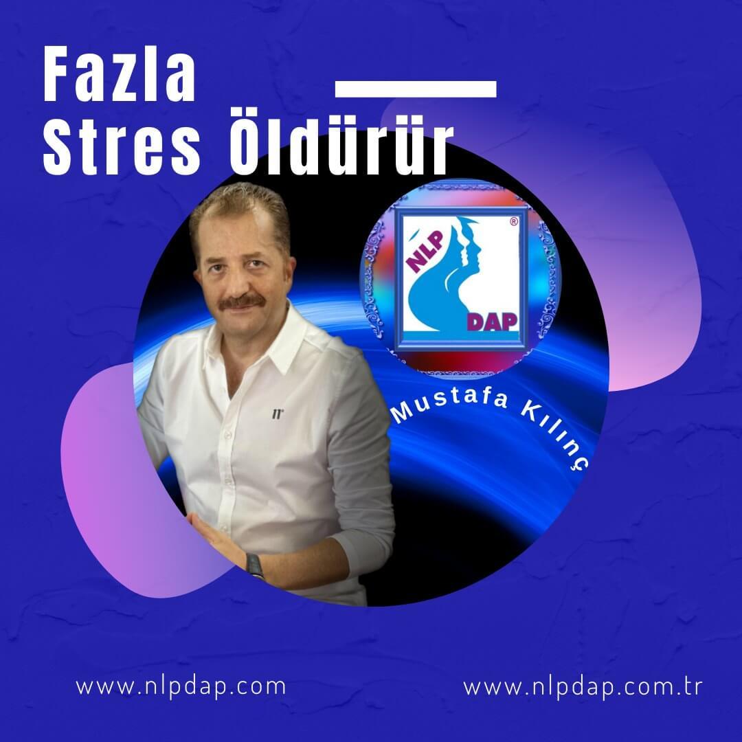 Fazla Stres Öldürür