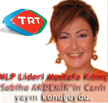 NLP Lideri Mustafa Kılınç 26.03.2009